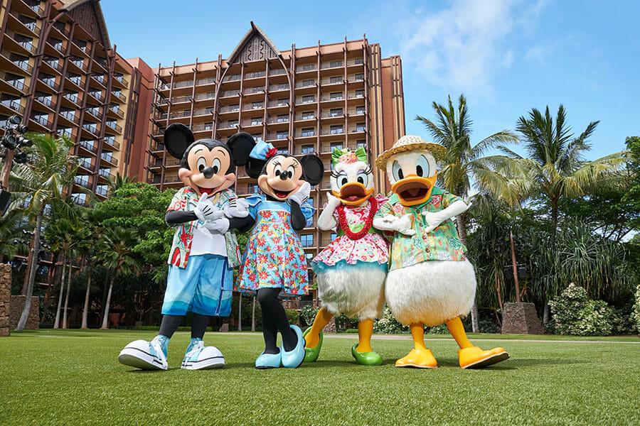 Celebrate the Holidays at Disney's Aulani