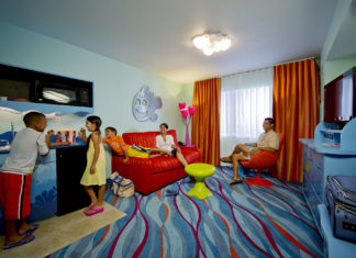 Declining Housekeeping at Walt Disney World