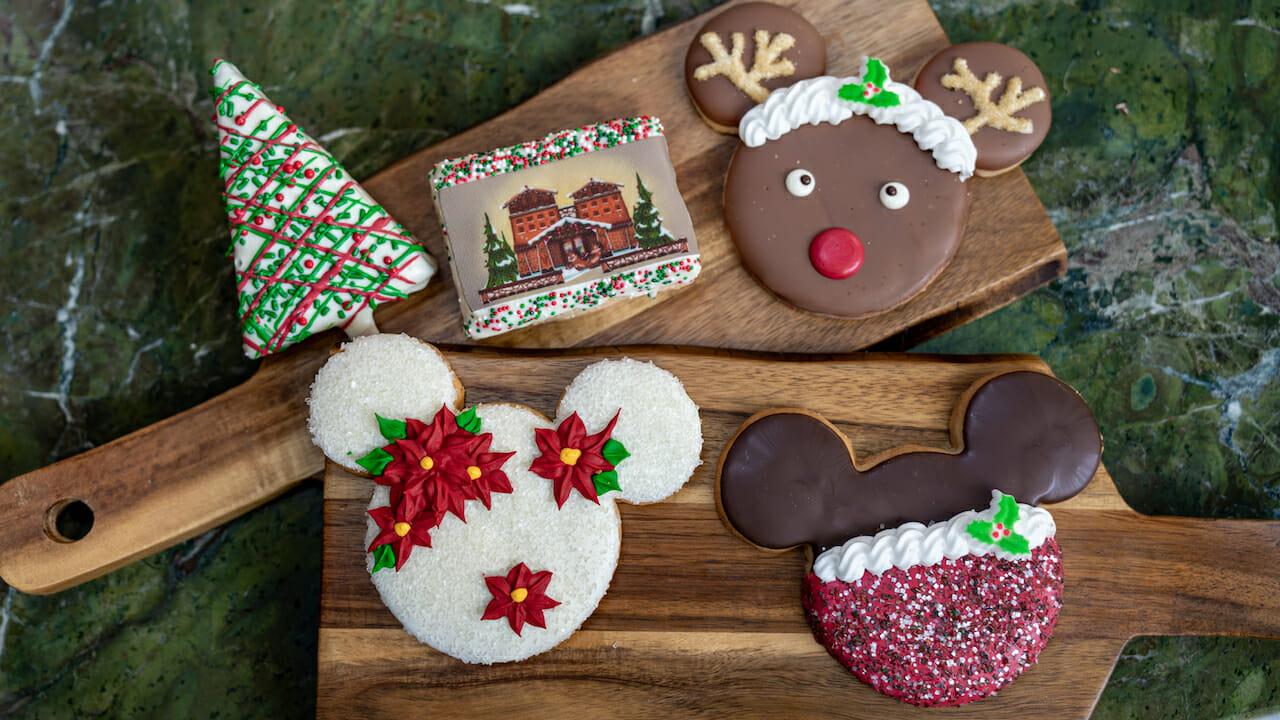 Disney Parks December Foodie Guide
