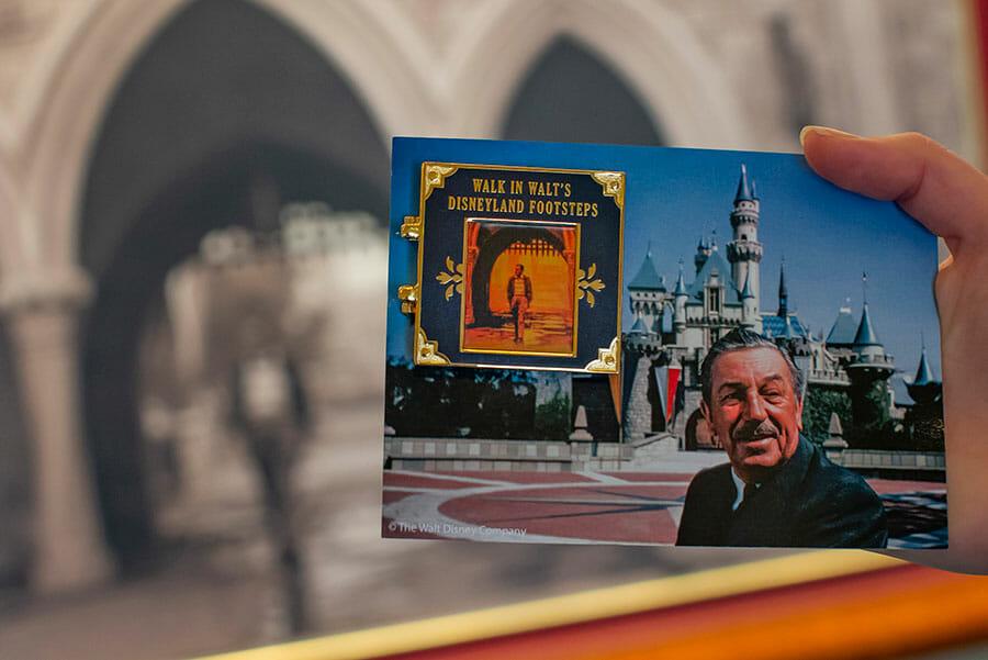 """Walk in Walt's Disneyland Footsteps' Guided Tour at Disneyland Park"