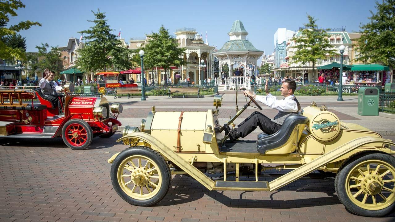 How Do You Get to Disneyland Paris?