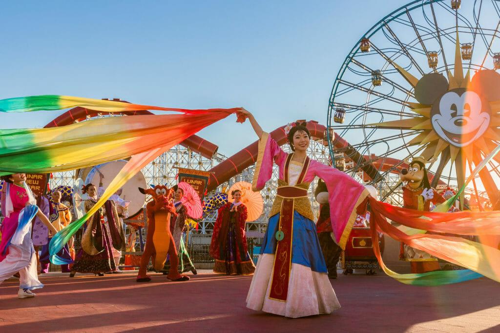 Disney California Adventure Lunar New Year Celebration Guide