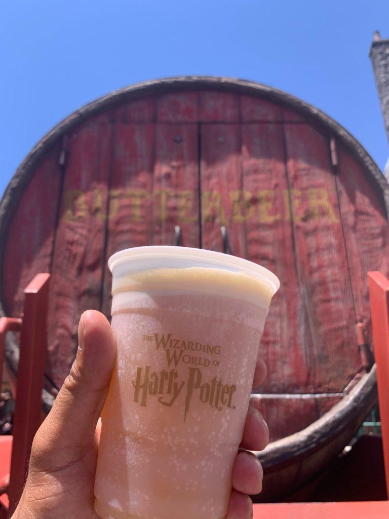 Harry Potter butter beer
