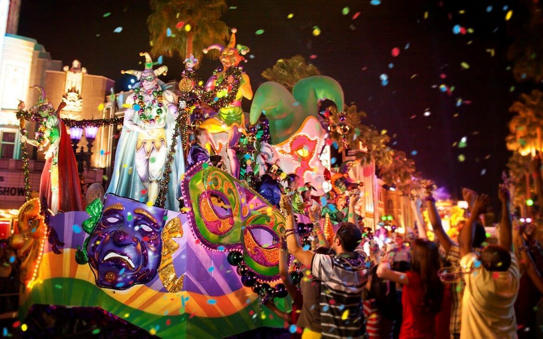 Universal Orlando Mardi Gras Guide