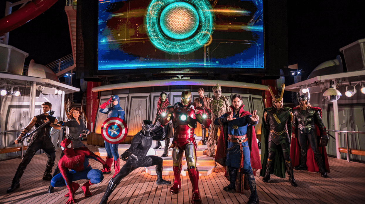 Marvel Day at Sea Returns to Disney Cruise Line in 2021