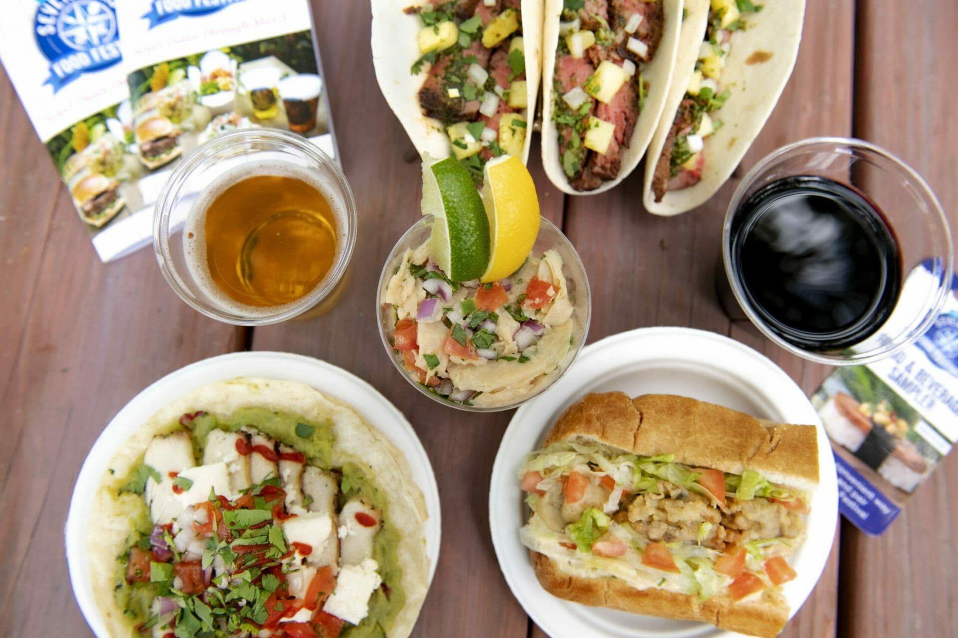 SeaWorld Orlando's Seven Seas Food Festival is Back