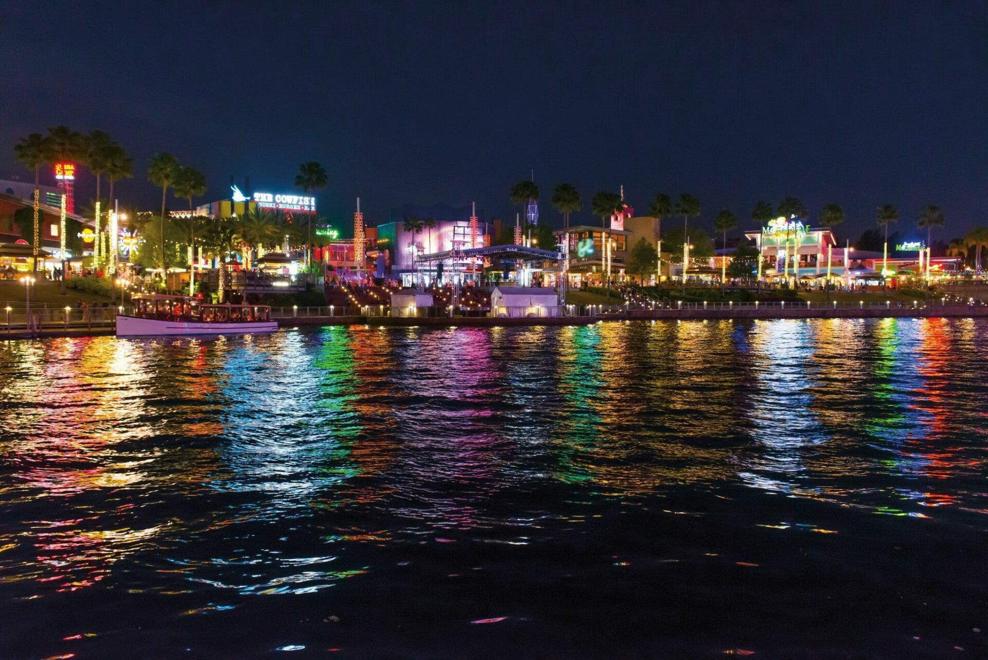 Date Night at CityWalk Universal Orlando Resort