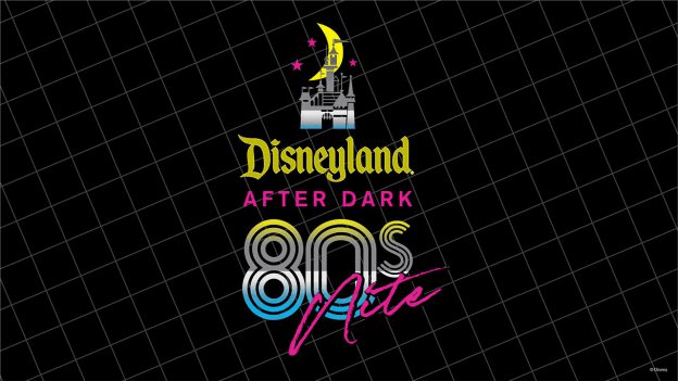 Disneyland After Dark 80's Night