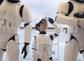 Star Wars Day at Sea Disney Cruise Line