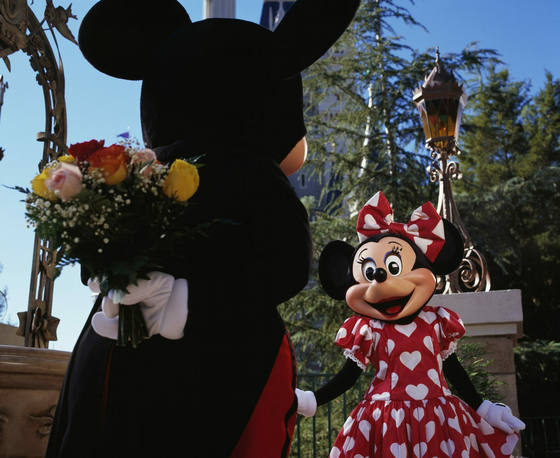 5 Romantic Ways to Spend Valentine's Day at Walt Disney World