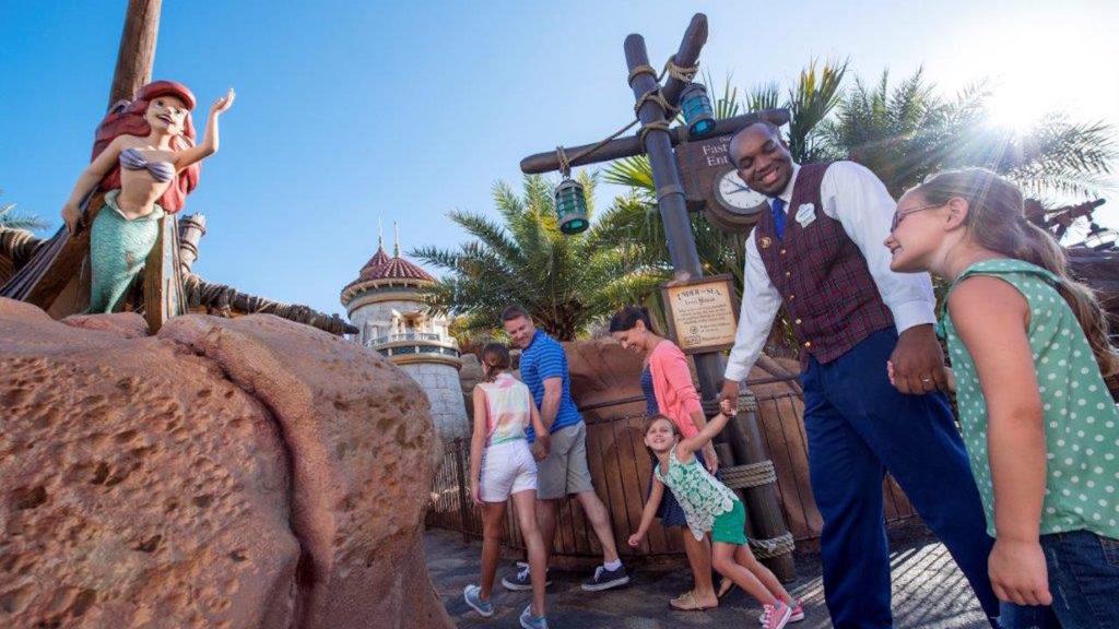 Walt Disney World VIP Tours