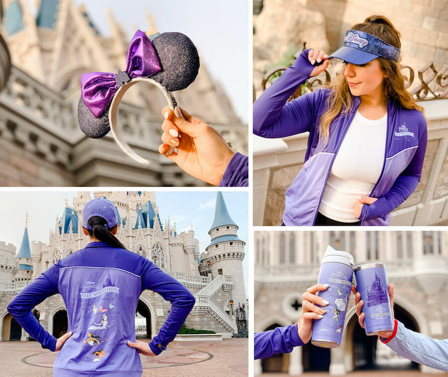 2020 Disney Princess Half Marathon Weekend Merchandise