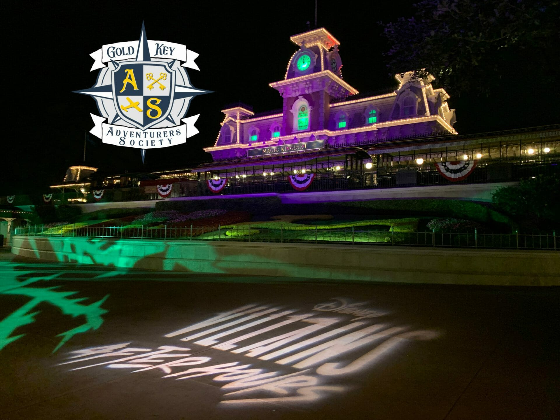 Gold Key Adventurers Society Podcast: Disney Parks Parties