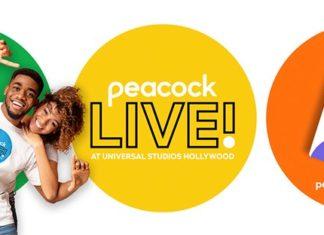 peacock live universal studios