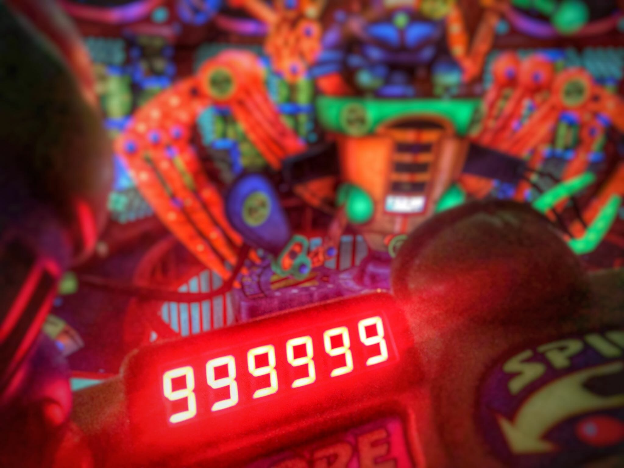 How to Get a Top Score in Buzz Lightyear's Space Ranger Spin