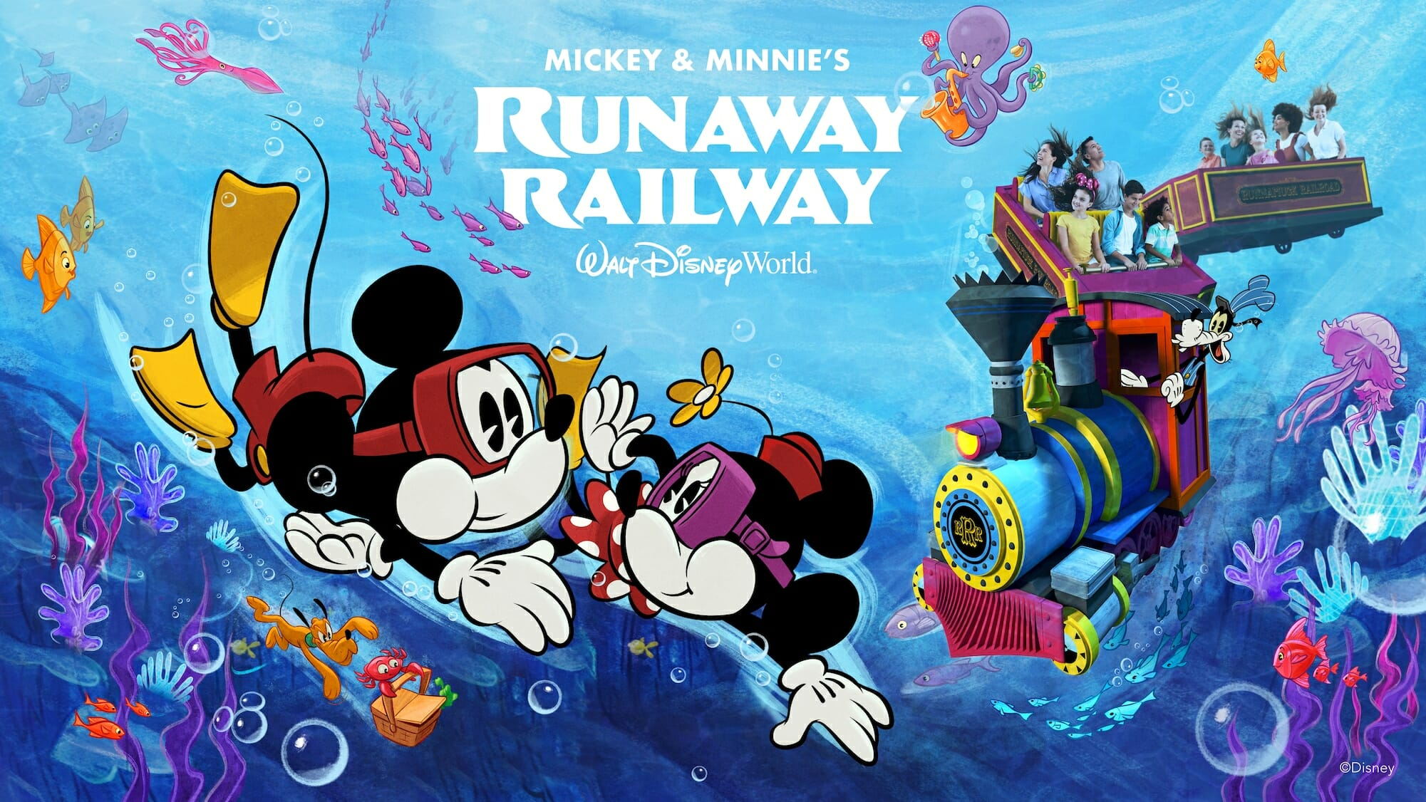 FastPass Has Opened Up for Mickey and Minnie's Runaway Railway