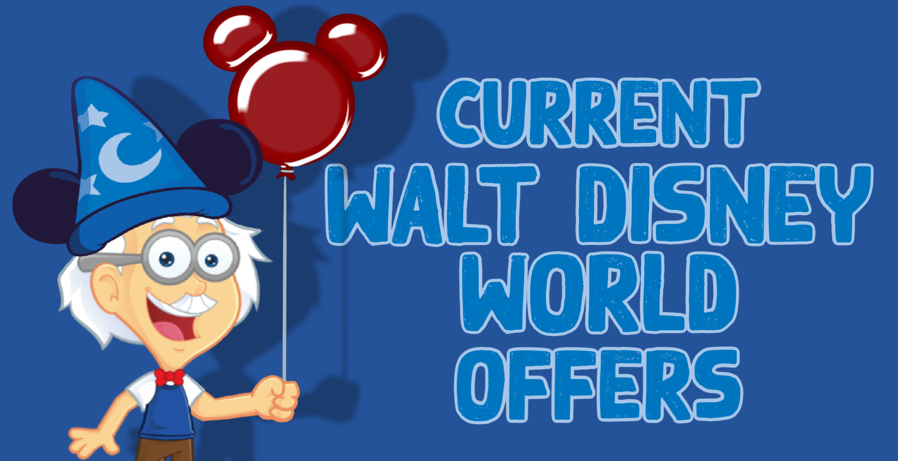 Current Walt Disney World Offers