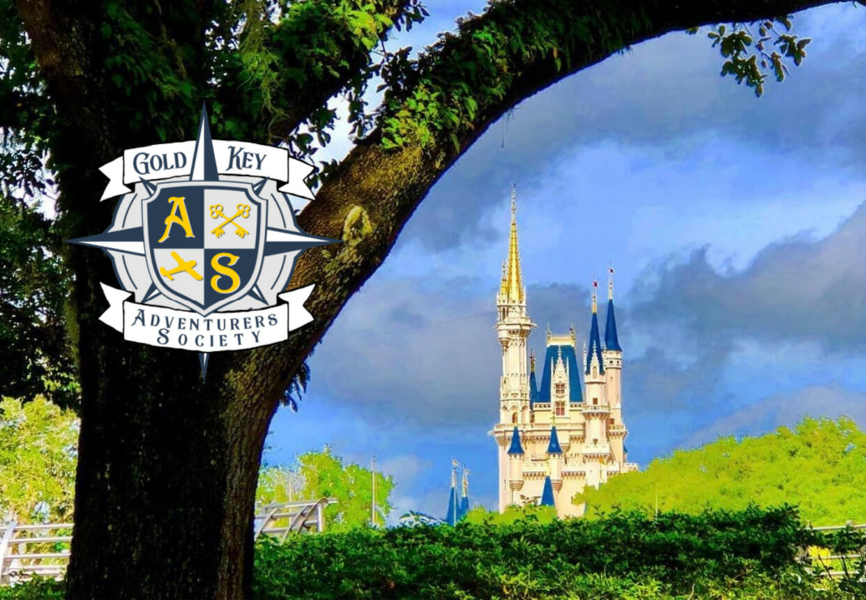 Gold Key Adventurers Society #25: Off the Beaten Path at Disney Parks