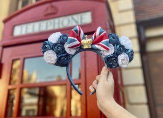 UK Pavilion 2020 merchandise