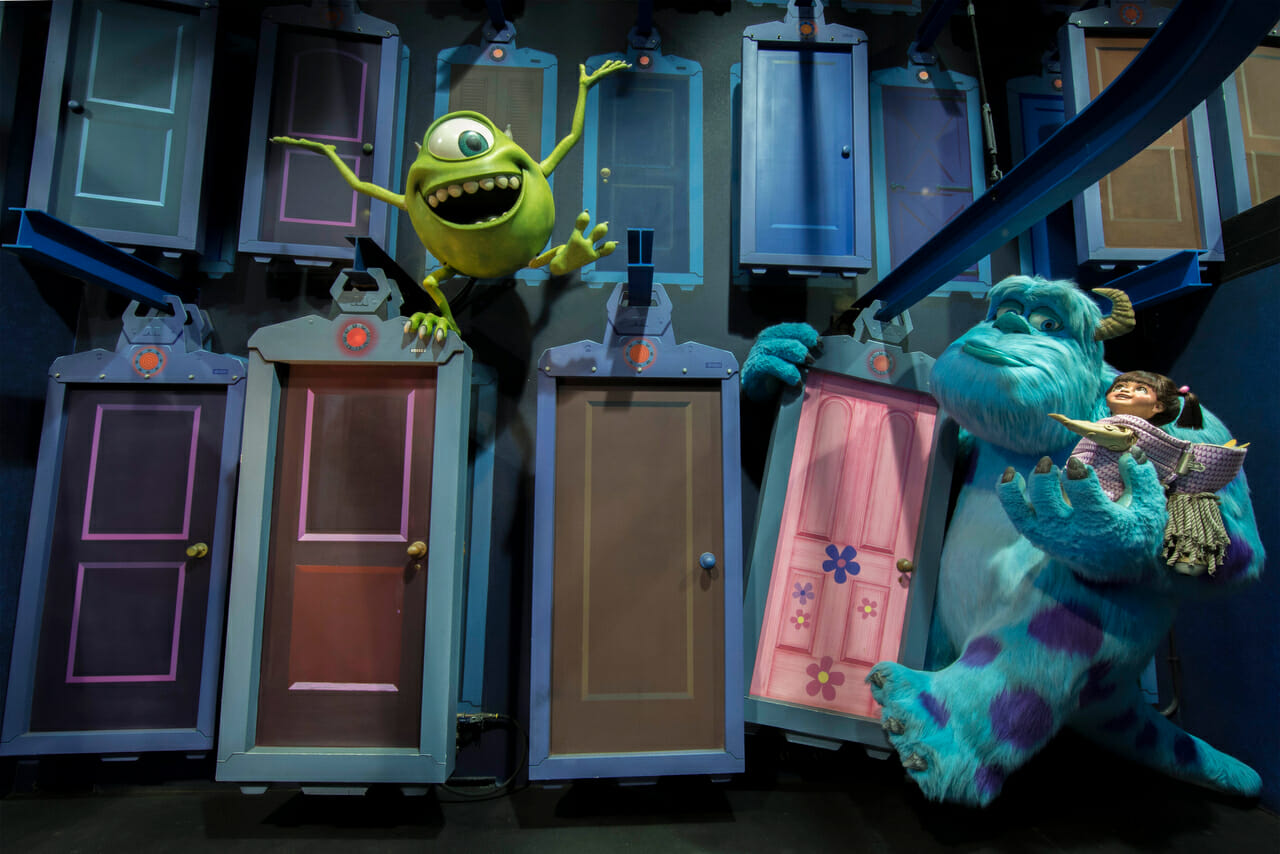 FASTPASS Coming Soon for Monsters, Inc. and Autopia in Disneyland