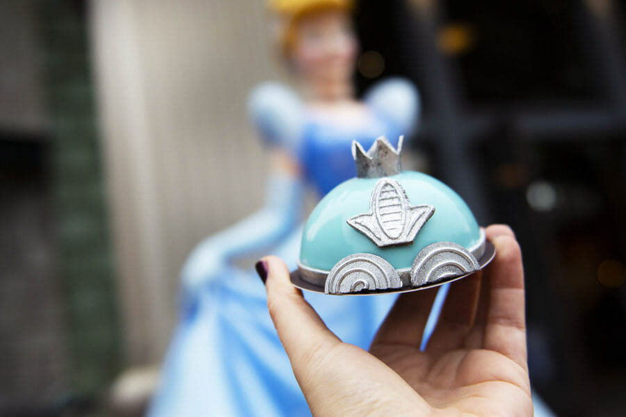 Cinderella 70th Anniversary Food Guide for Disney Parks