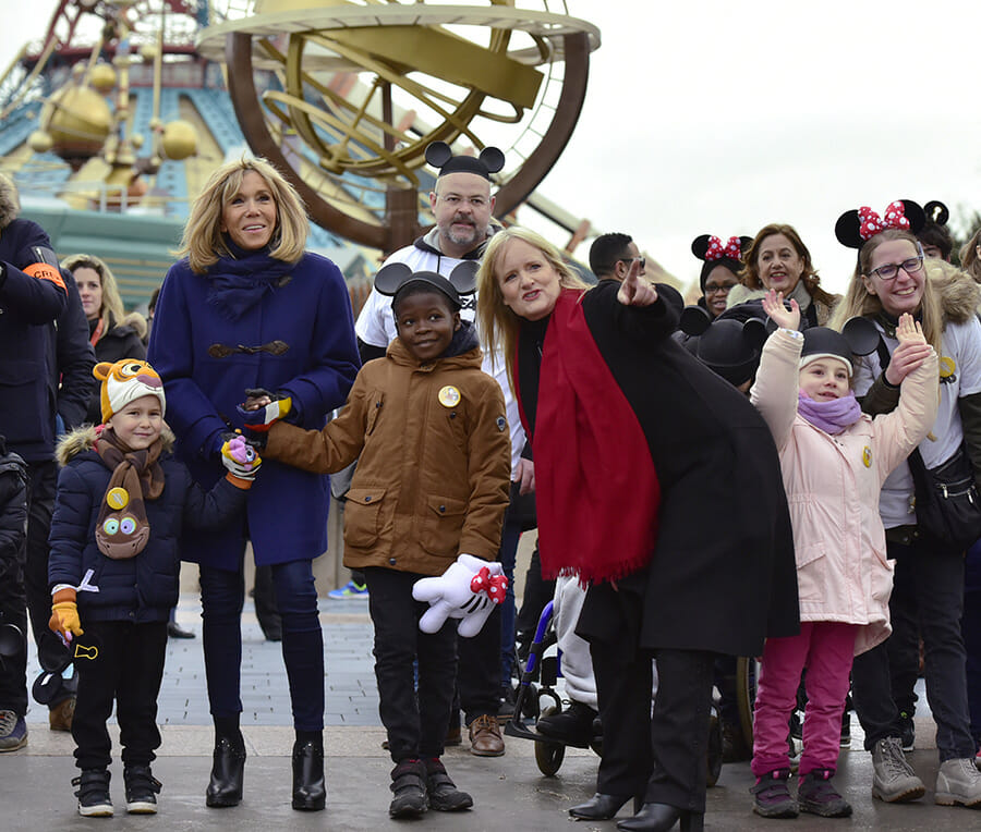 Disneyland Paris Invites 300 Children  from 18 Hospitals in Celebration of the 2020 Pièces Jaunes Campaign