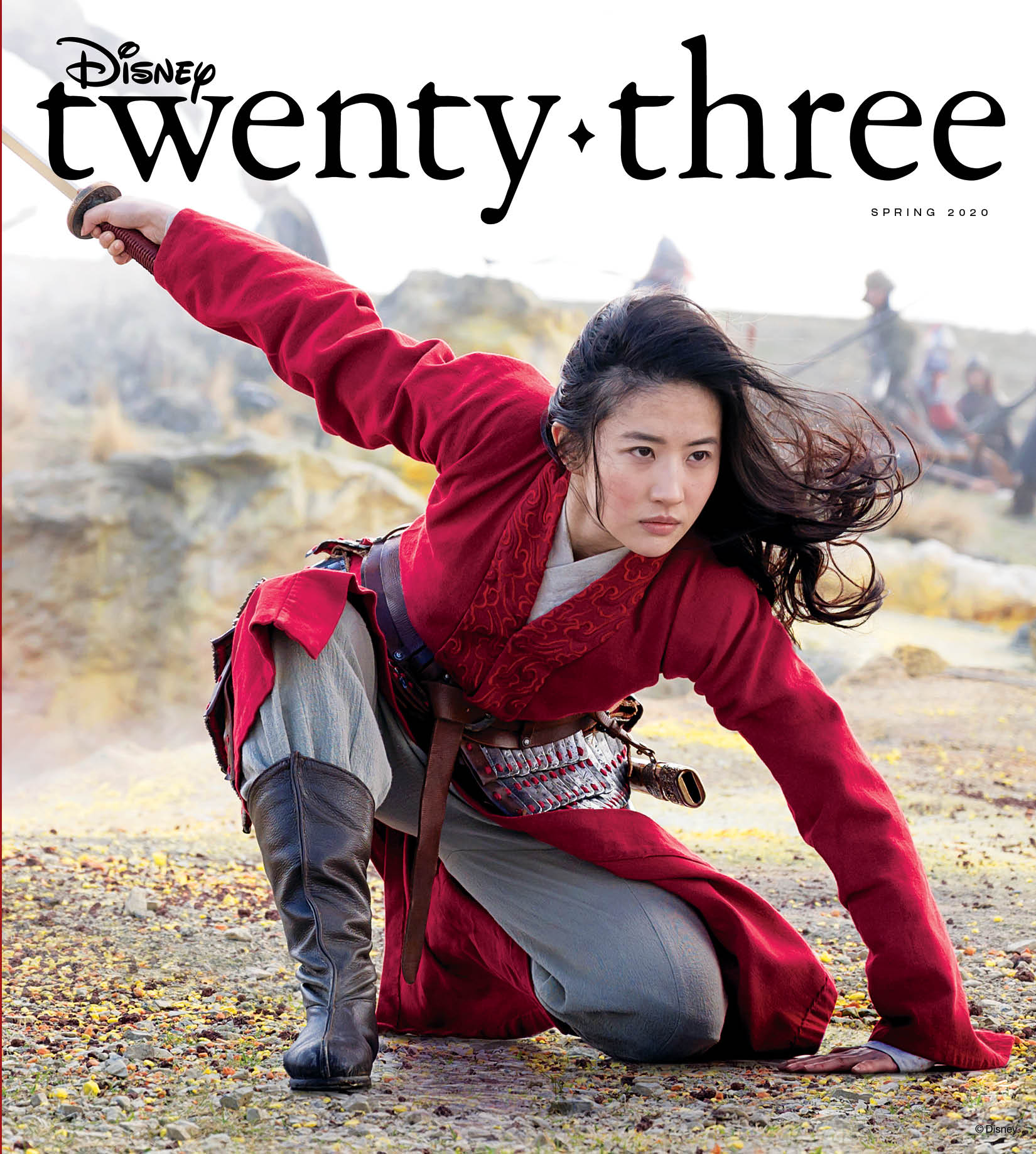 The New Issue of Disney Twenty Three is Out