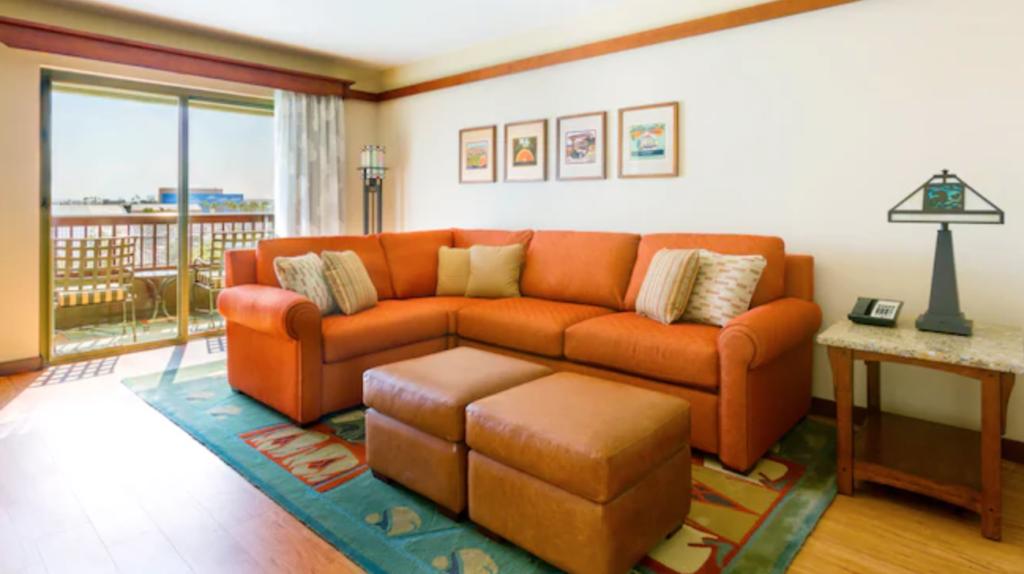 Disney's Grand Californian Hotel & Spa Suite