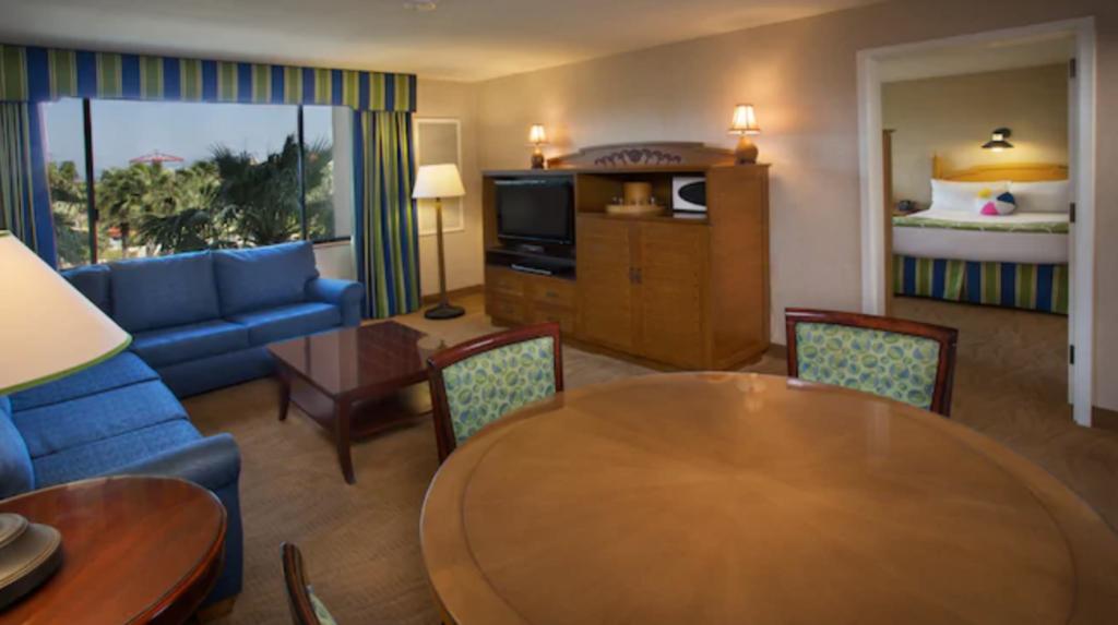 Paradise Pier Hotel Suite