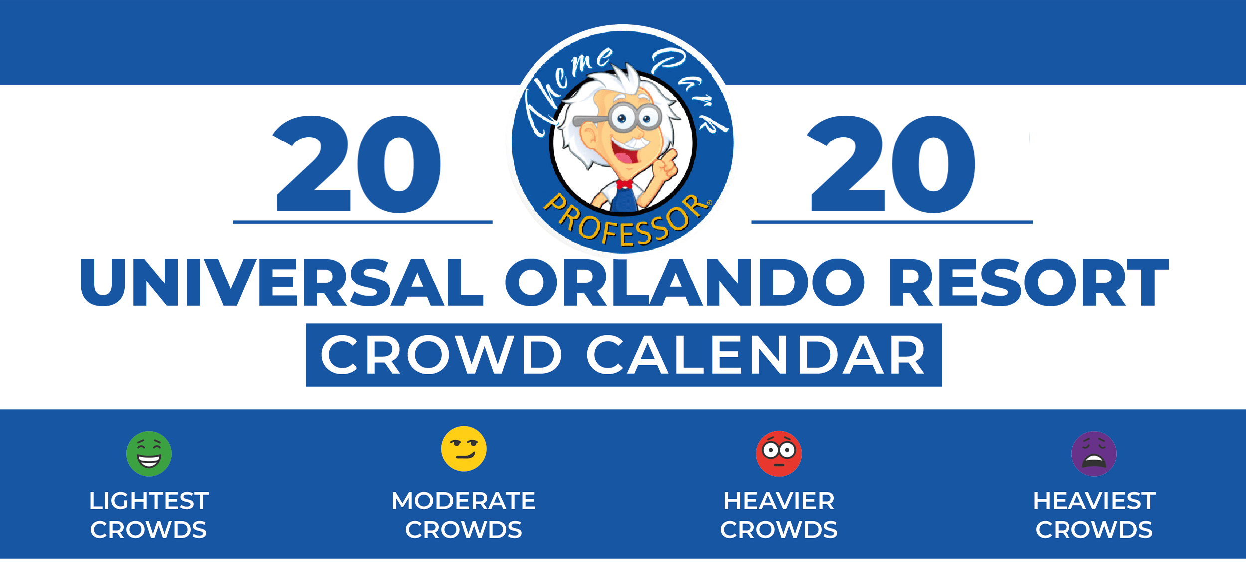 Universal Studios Hollywood Crowd Calendar 2022.Universal Orlando Crowd Calendar Theme Park Professor