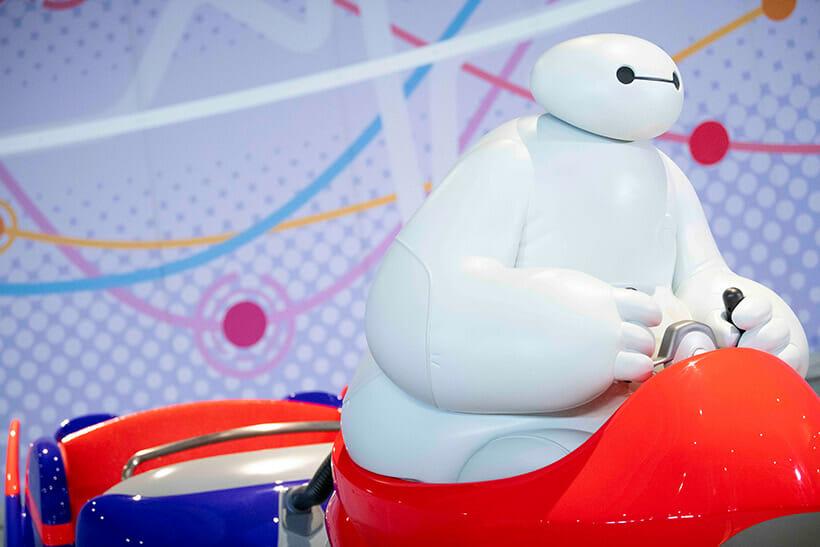 New Baymax Ride Coming to Tokyo Disneyland