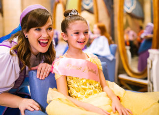 Bibbidi Bobbidi Boutique Walt Disney World