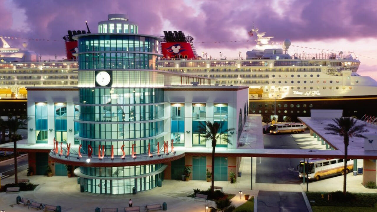Parking for your Disney Cruise at Port Canaveral
