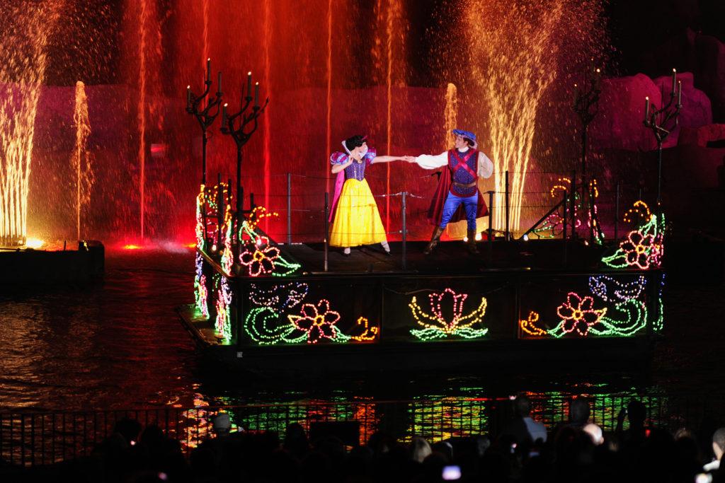 Fantasmic! at DisneyÕs Hollywood Studios