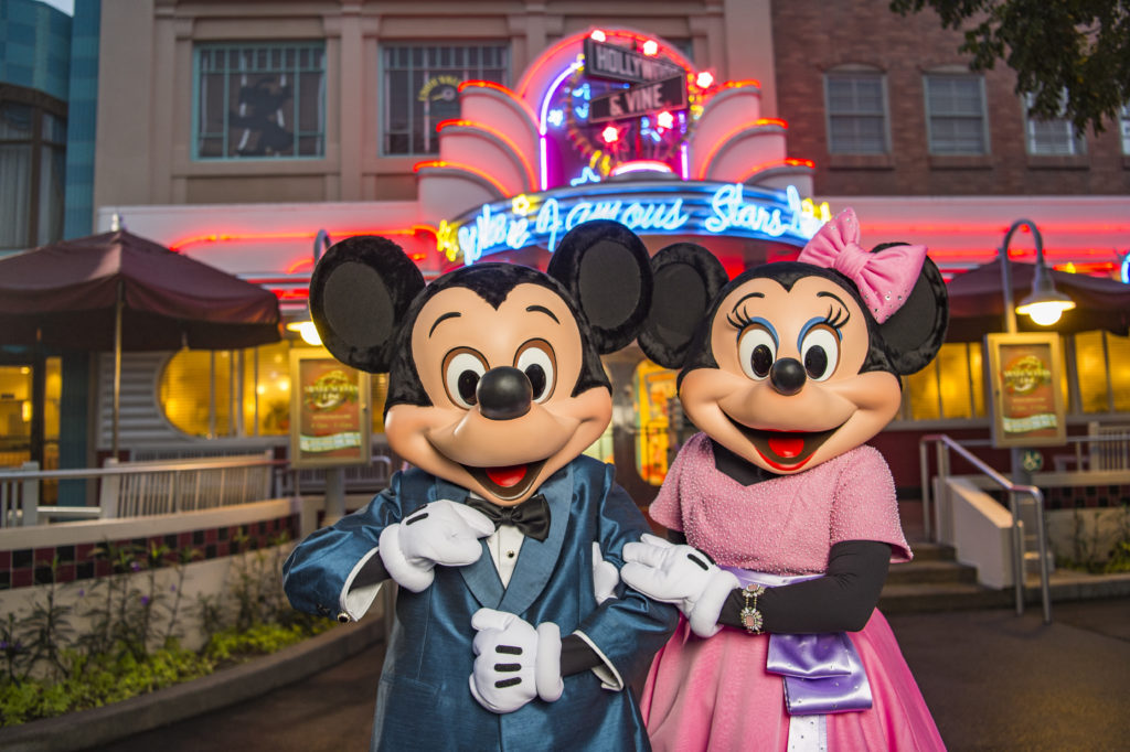 Minnie's Silver Screen Dine at Hollywood & Vine
