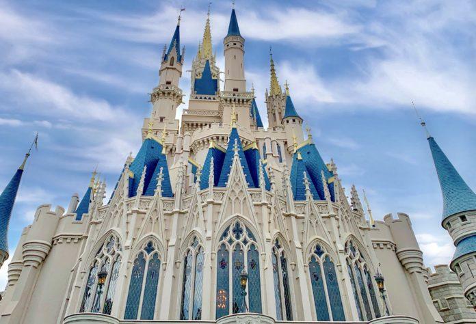 Cinderella Castle Walt Disney World Magic Kingdom