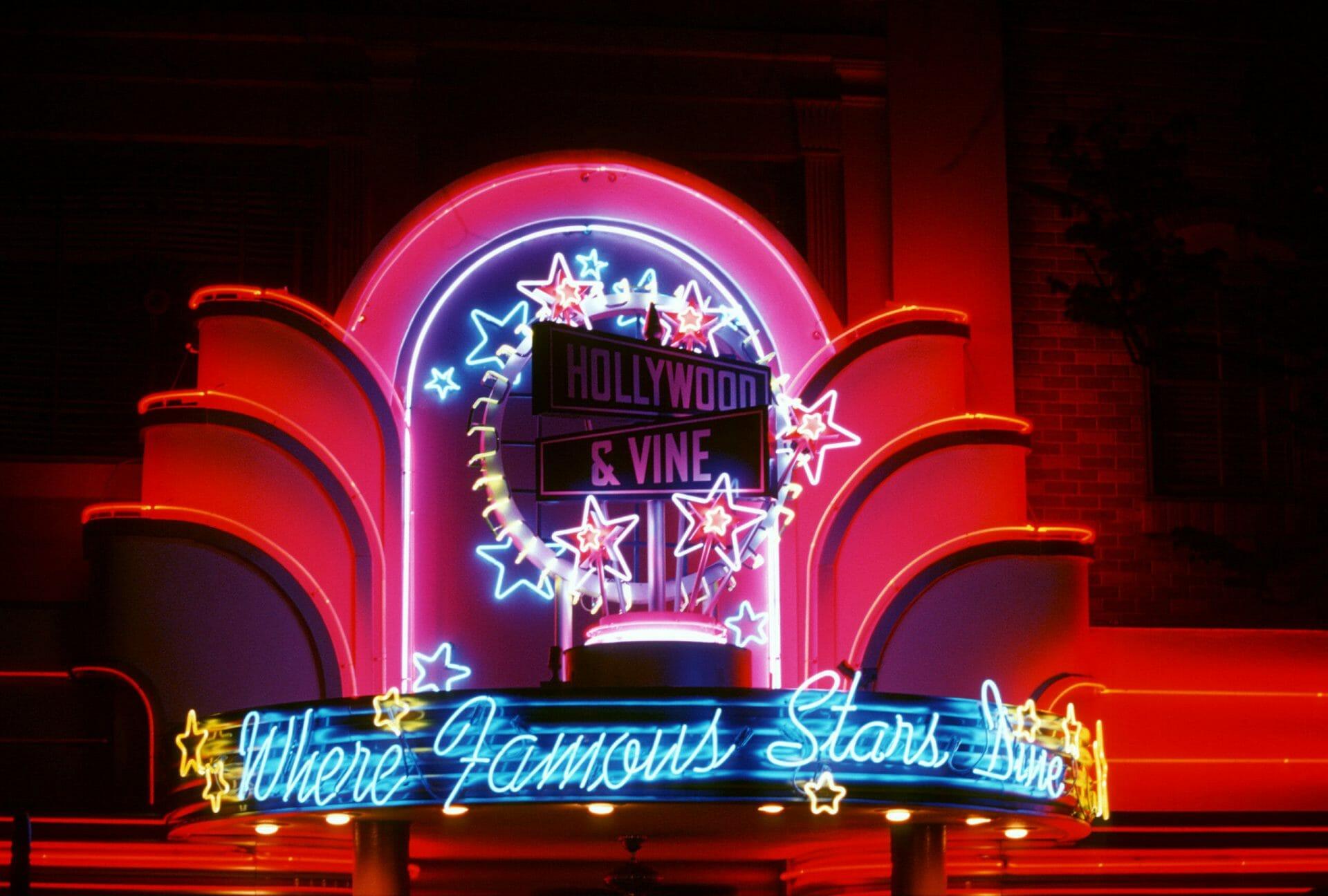 Hollywood & Vine Restaurant at Disney's Hollywood Studios