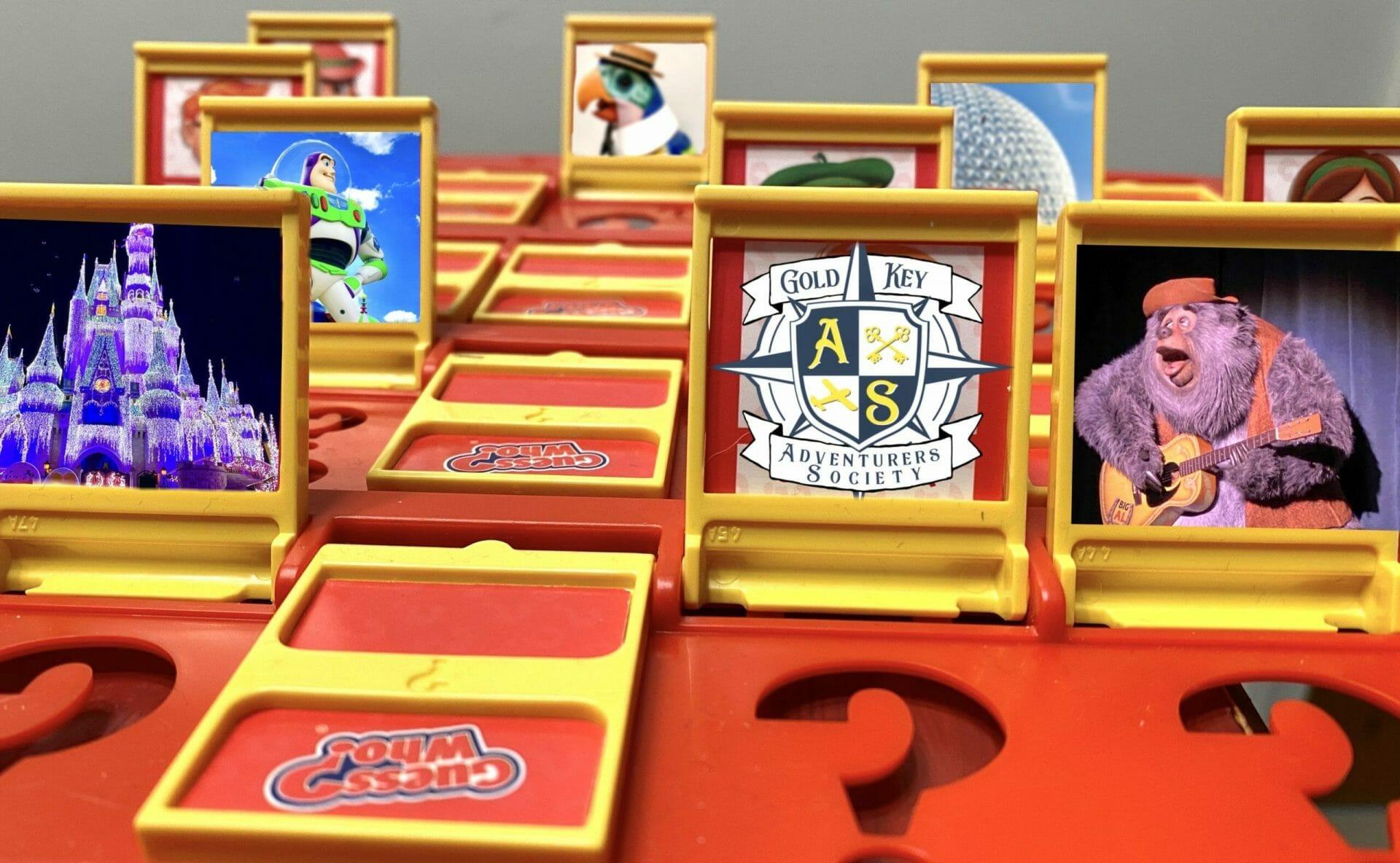 Gold Key Adventurers Society Podcast: Fun & Games – Disney Style