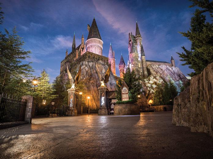 Hogwarts Castle Universal Orlando Resort
