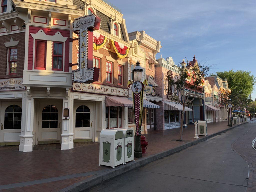 Disneyland Park Main Street USA