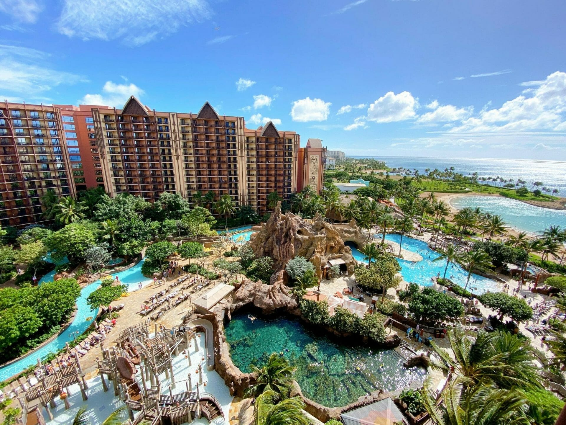 Save Up to 30% on Select Rooms for 5-Night Stays at Aulani, A Disney Resort & Spa
