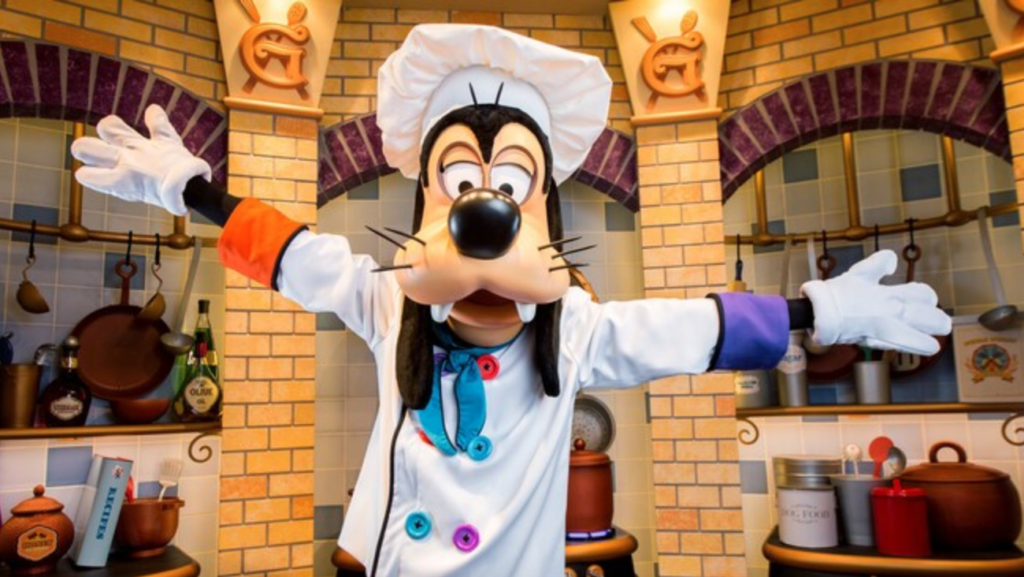 Disneyland Character Dining 101
