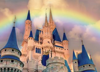 Cinderella Castle at Walt Disney World's Magic Kingdom