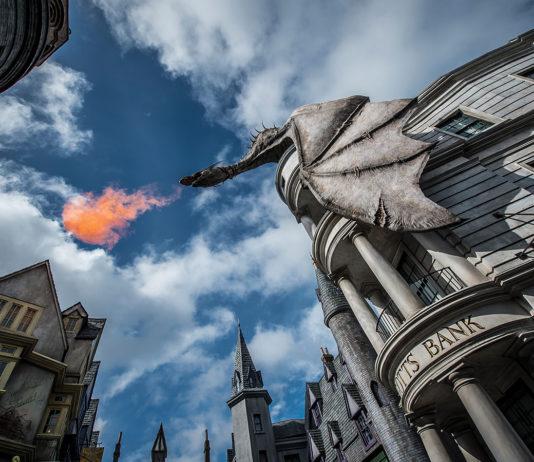 The Wizarding World of Harry Potter Universal Orlando Resort