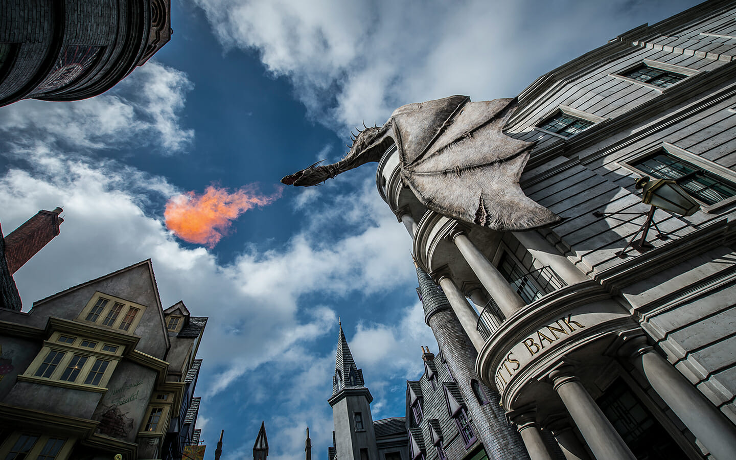 The Wizarding World of Harry Potter Universal Orlando Resort