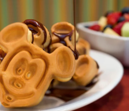 Breakfast at EPCOT