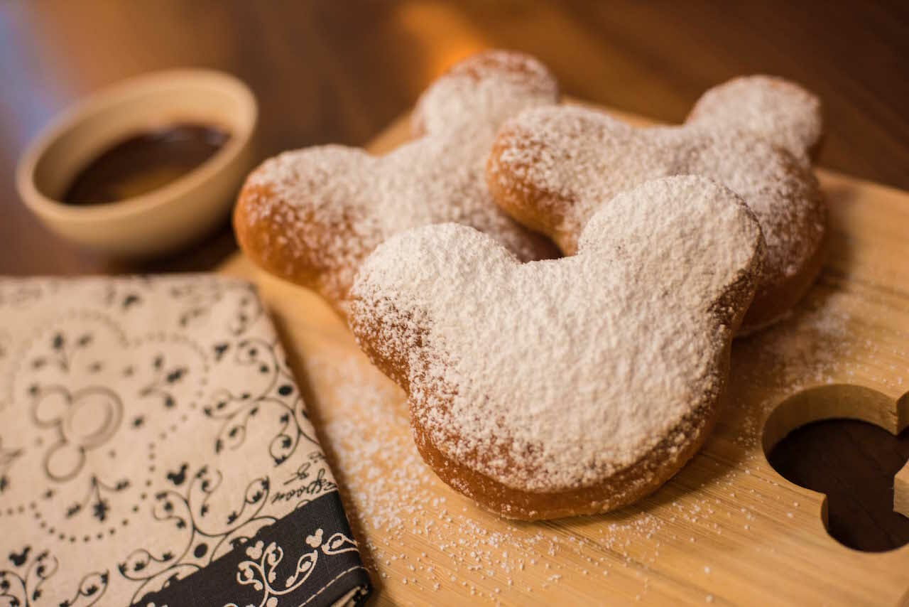 Create Mickey-shaped Beignets at Home
