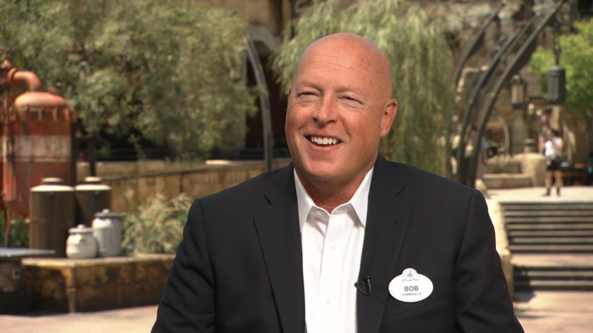 Bob Chapek Speaks About the Future of Disney and Says Park Reservations Are Here to Stay