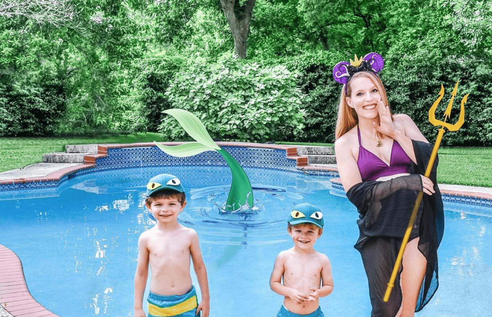 The Real Disney Moms of Quarantine is Trending on  Instagram