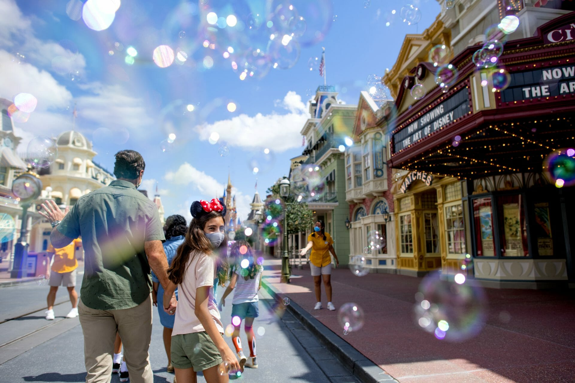 Tips for Visiting Walt Disney World When it Reopens